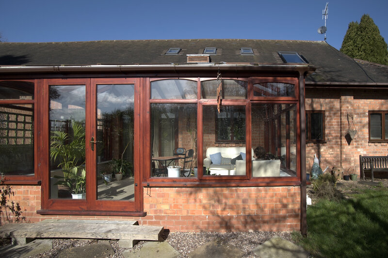 Solid Roof Conservatories in Burnley Lancashire